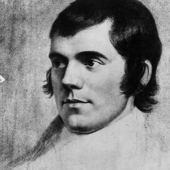 Scottish poet Robert Burns. His poetry captured a familiar if rapidly disappearing rural way of life, says Christopher Whatley.   (Hulton Archive/Getty Images)