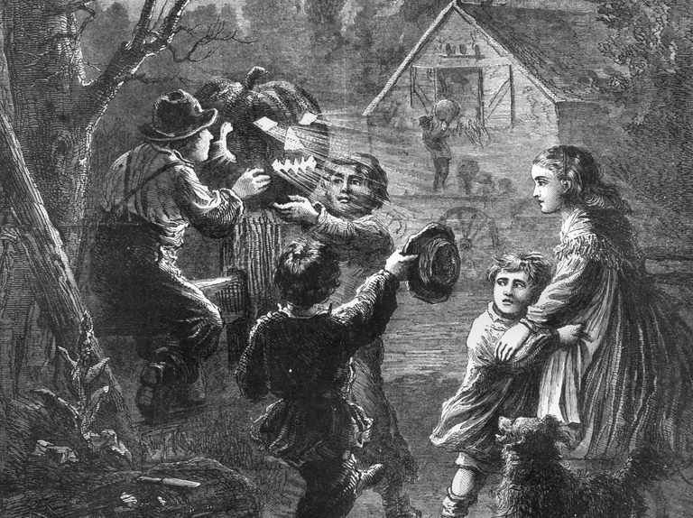 The Origins Of Halloween: When did The Holiday Begin? - HistoryExtra