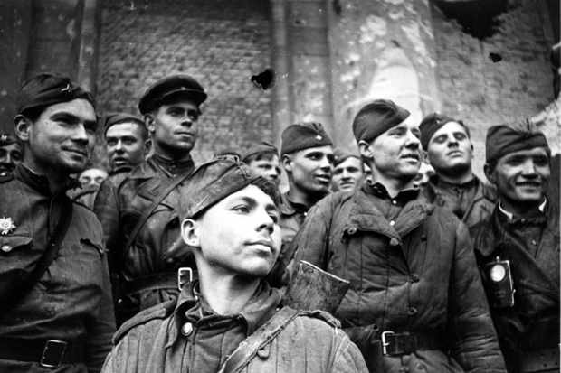 Soldiers of the Soviet Union