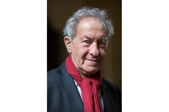 Historian Simon Schama.