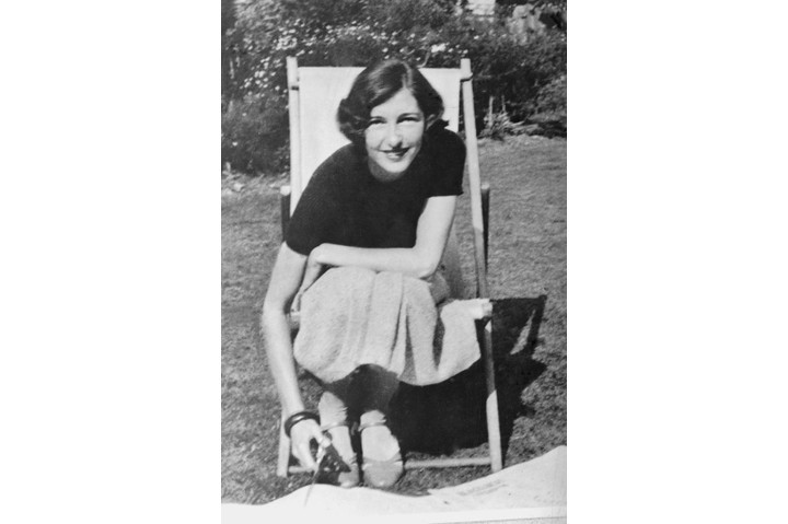 Krystyna Skarbeck, also called Christine Granville