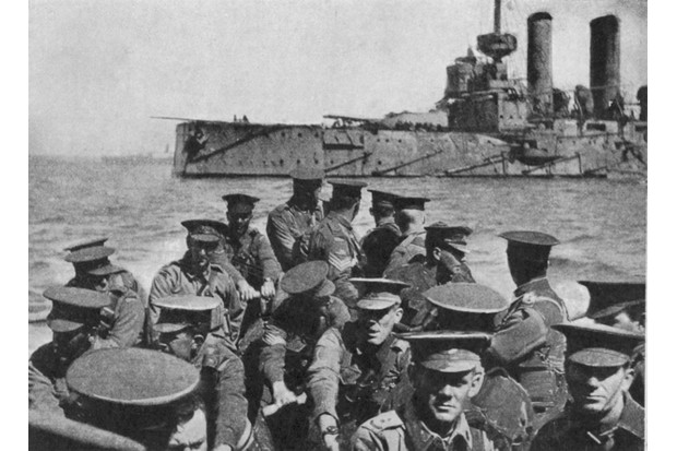 The myths of the battle of Gallipoli