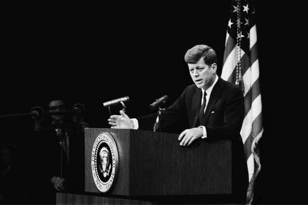 High School Entrance Essay Examples President Kennedy Holds A Press Conference Shortly Before The Failed Bay  Of Pigs Invasion Buy Essay Papers also Short Essays For High School Students Bay Of Pigs Invasion Kennedys Cuban Catastrophe  History Extra Religion And Science Essay