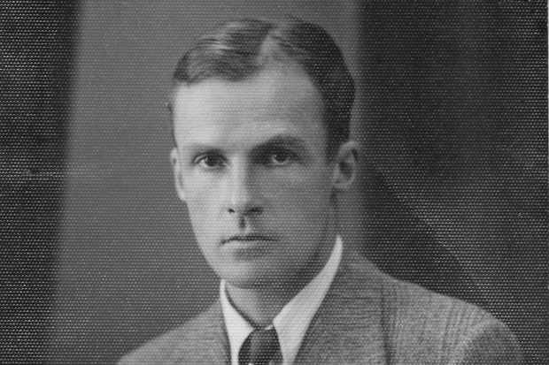 """""""A genuine hero of 20th-century reporting."""" John Simpson admires the bravery and honesty of Philip Pembroke Stephens, pictured here in c1925. (Photo by Hulton Archive/Getty Images)"""