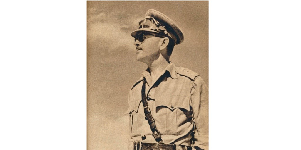 Field Marshal Harold Alexander, pictured in 1943. (Photo by The Print Collector/Getty Images)