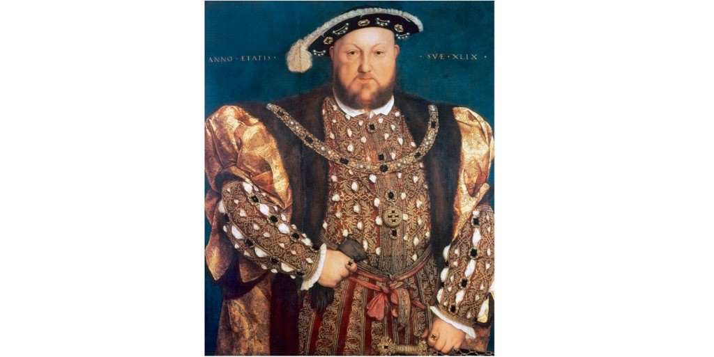 """Henry VIII """"regarded his wars as the worthy successors of the great martial victories of England's past"""", says Steven Gunn. (Photo by PHAS/UIG via Getty Images)"""