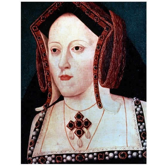 Catherine of Aragon, the first wife of Henry VIII. National Portrait Gallery, London. (Photo by PHAS/UIG via Getty Images)