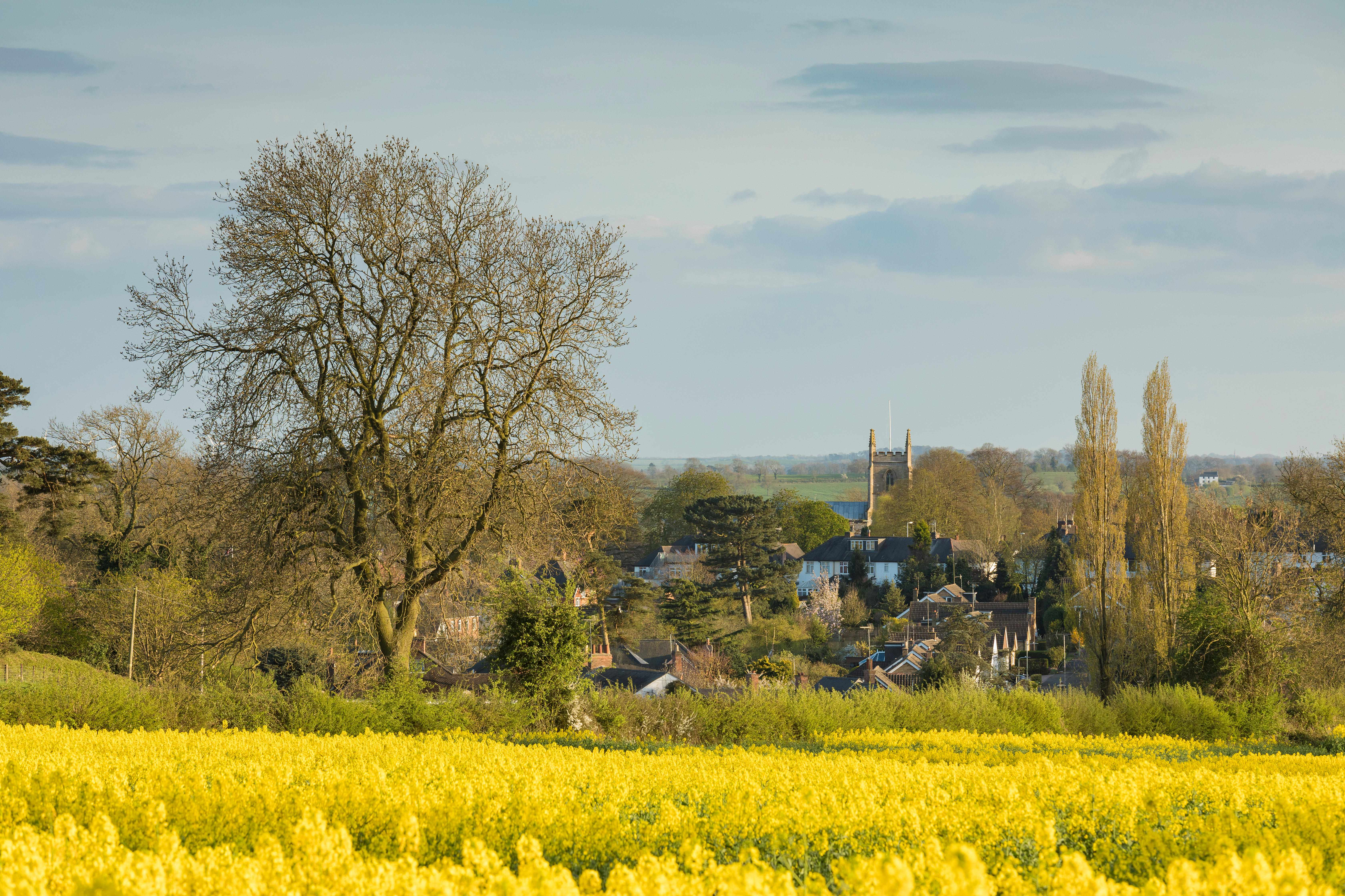 Modern day Kibworth, Leicestershire. (Alamy)