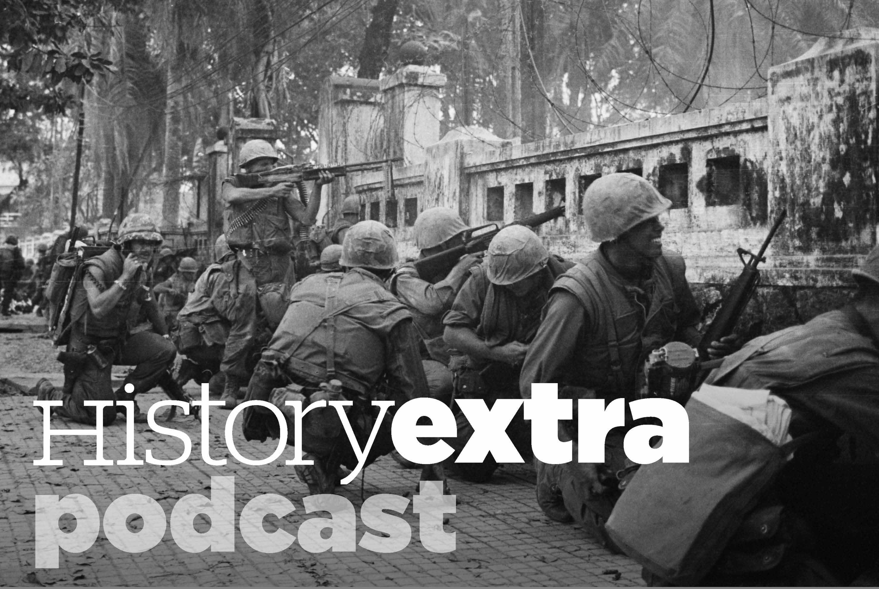 The Vietnam War podcast