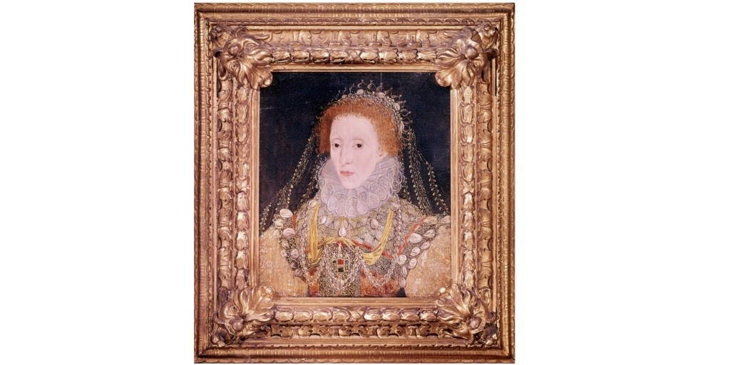 """A portrait of Elizabeth I, who, says Susan Doran, """"confounded her Catholic enemies, imposed her will on the political scene, turned England into a strong Protestant state and presided over a glittering court culture"""". (Photo by Ann Ronan Pictures/Print Collector/Getty Images)"""