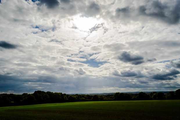 The battle of Bosworth site. (Photo by Darren Walker/Dreamstime)
