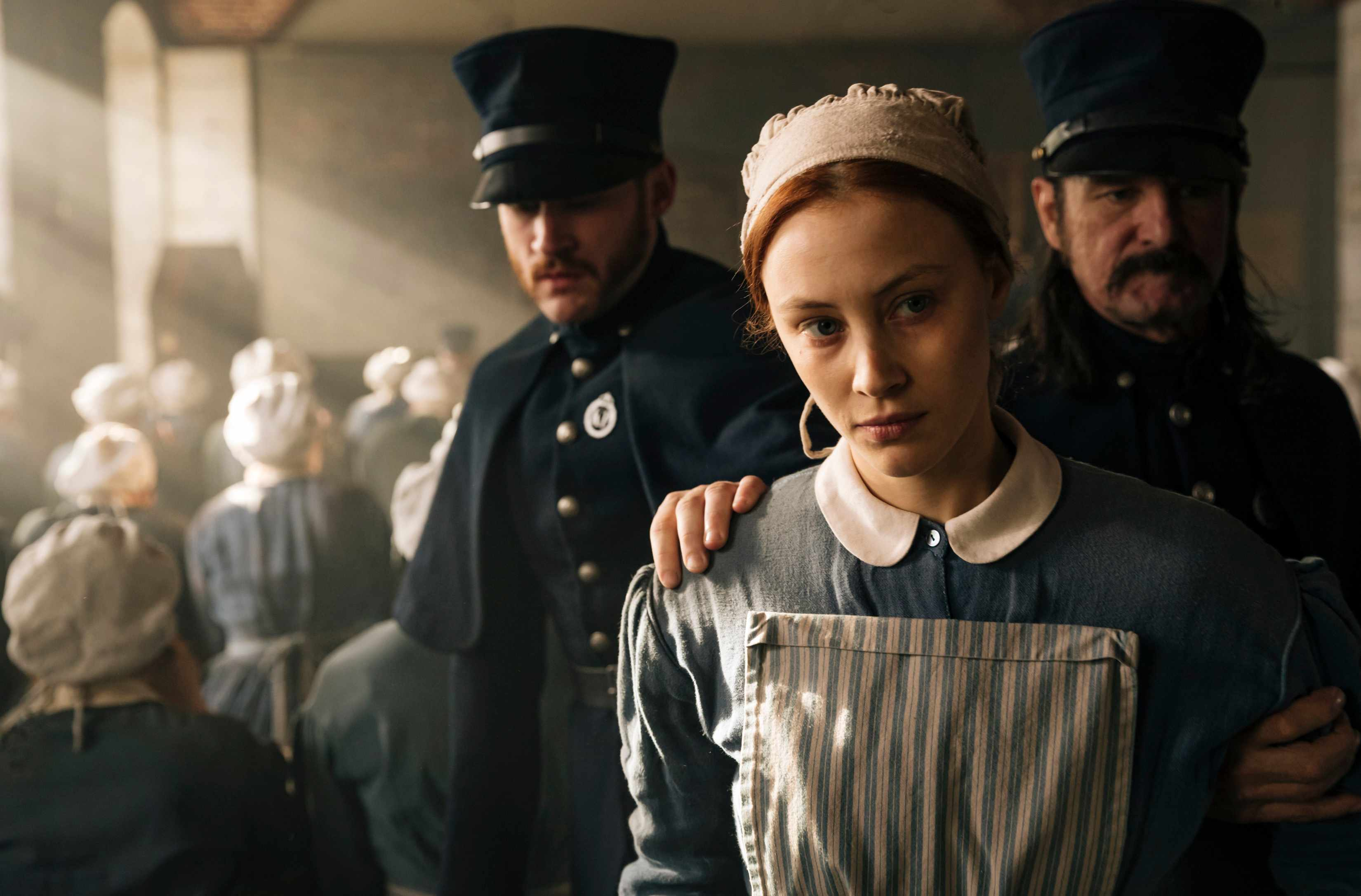 Alias Grace. (Photo by Jan Thijs/Netflix)