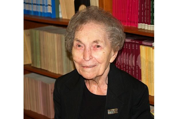 Anna Schwartz. (Photo by David Shankbone/Creative Commons)