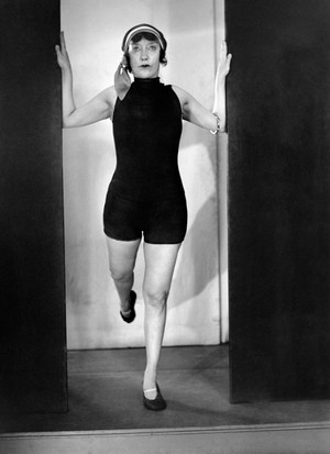 Annette Kellerman. (Photo by Keystone-FranceGamma-Rapho via Getty Images)
