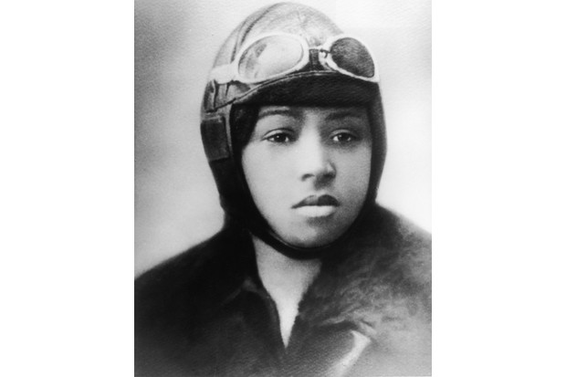 Bessie Coleman. (Photo by Fotosearch/Getty Images)