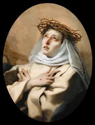 Catherine of Siena. (Photo by Fine Art Images/Heritage Images/Getty Images)