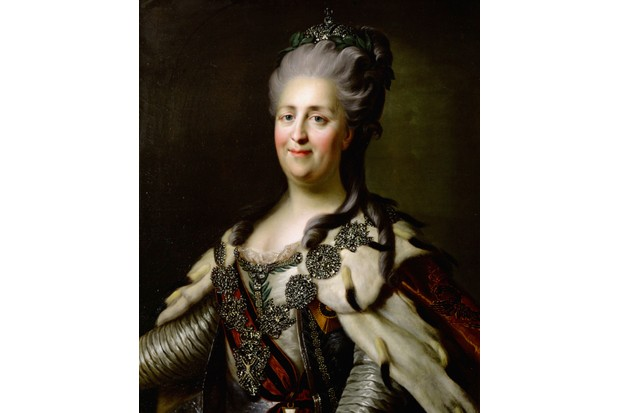 Catherine the Great. (Photo by Imagno/Getty Images)