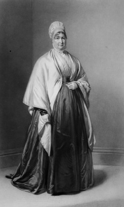 Elizabeth Fry. (Photo by Hulton Archive/Getty Images)