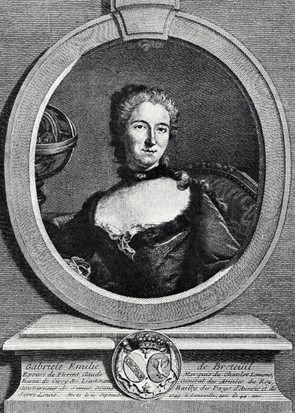 Madame du Châtelet.(Photo by Culture Club/Getty Images)