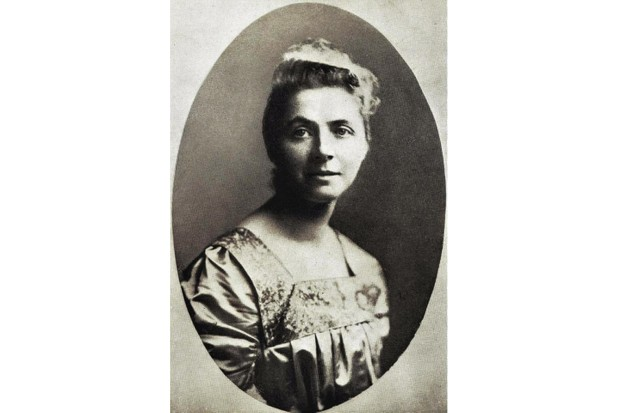 Emily Hobhouse. (Photo by Paul Fearn / Alamy Stock Photo)