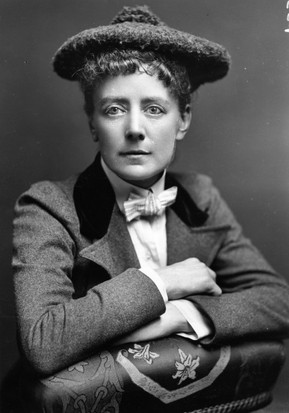 Ethel Smyth. (Photo by Hulton Archive/Getty Images)