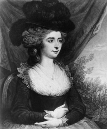 Fanny Burney. (Photo by Rischgitz/Getty Images)