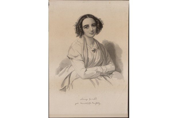 Fanny Mendelssohn. (Photo by Fine Art Images/Heritage Images/Getty Images)
