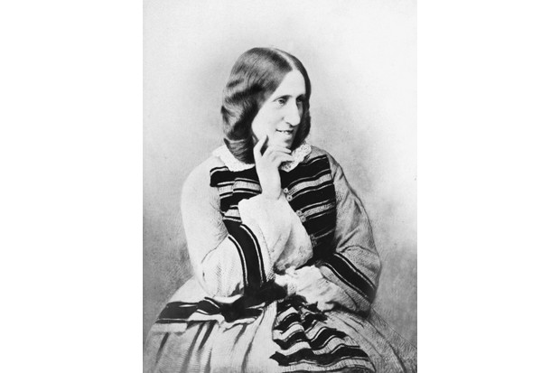 George Eliot. (Photo by Past Pix/SSPL/Getty Images)