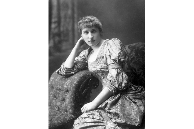 English actress Lillie Langtry c1890