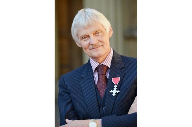 Historian John Ashdown-Hill
