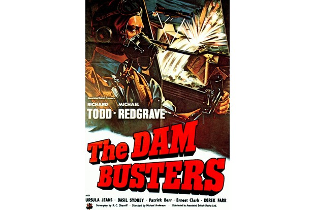 The 1955 film 'The Dam Busters' depicted a version of events which endures in public memory, says Richard Morris. (Photo by: Universal History Archive/UIG via Getty images)