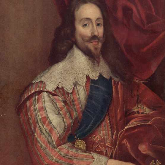 King Charles I of England (1600–1649). (Photo by Hulton Archive/Getty Images)