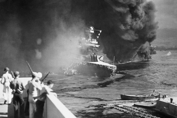 Pearl Harbor Facts When Why And How Did Japanese Aircraft Attack