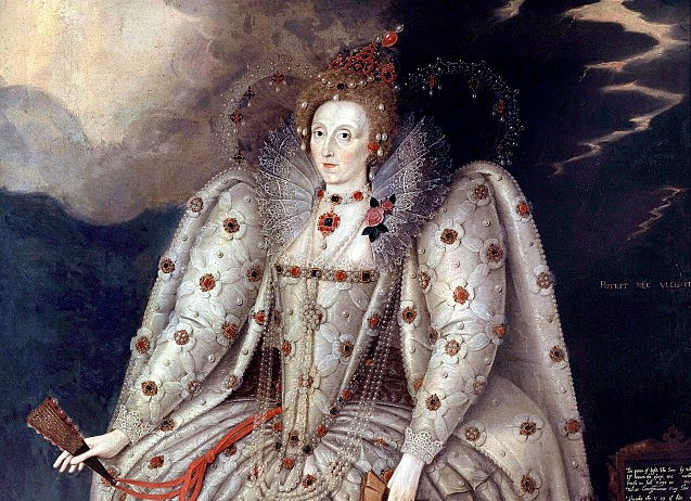 What did Queen Elizabeth I really look like at 60?