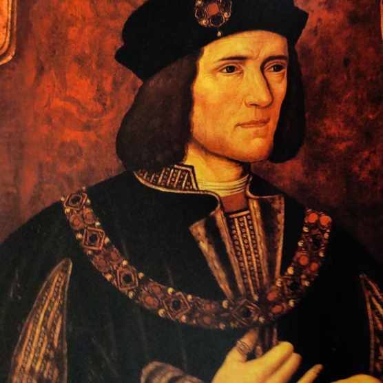 Portrait of Richard III of England (1452–1485) king of England until his death in the Battle of Bosworth Field. Dated 15th Century (Photo by: Universal History Archive/UIG via Getty Images)