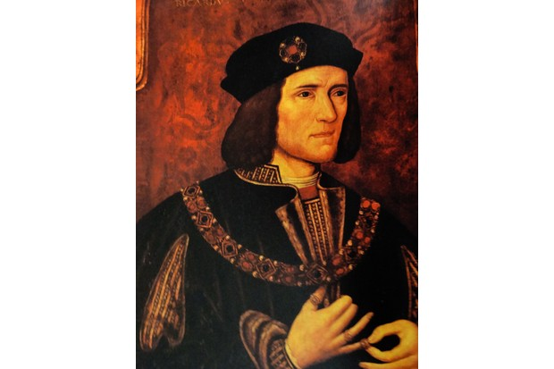 Portrait of Richard III of England