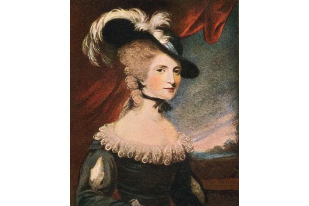 Mary Robinson née Darby.