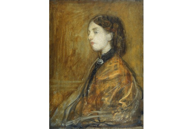 Gwen John. (Photo by National Museum & Galleries of Wales Enterprises Limited/Heritage Images/Getty Images)
