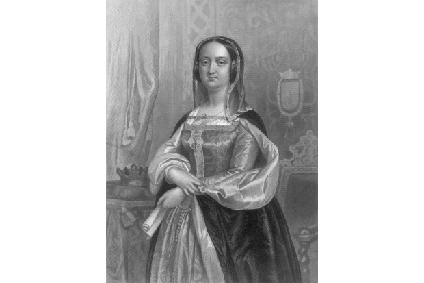 Isabella of Castile. (Photo by Hulton Archive/Getty Images)
