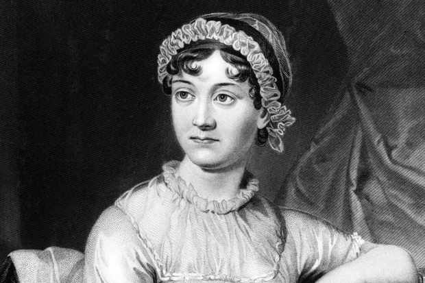 Jane Austen. (Photo by Universal History Archive/UIG via Getty Images)