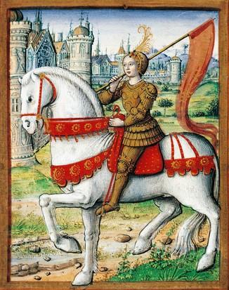 Joan of Arc. (Photo By DEA / G. DAGLI ORTI/De Agostini/Getty Images)