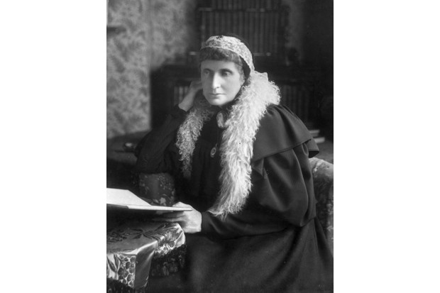 Josephine Butler. (Photo by London Stereoscopic Company/Getty Images)