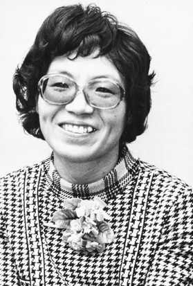 Junko Tabei. (Photo by Keystone/Hulton Archive/Getty Images)