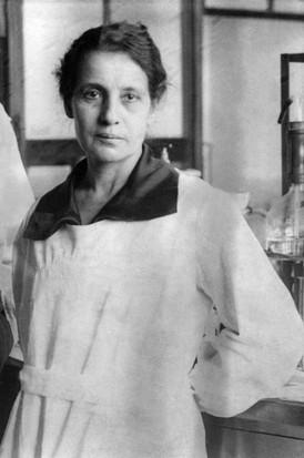 Lise Meitner. (Photo by ullstein bild/ullstein bild via Getty Images)