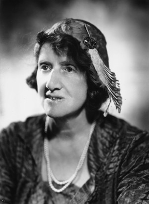 Marie Stopes. (Photo by Baron/Getty Images)