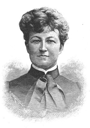 Martina Bergman-Österberg. (Photo by Gunnar Forssell/Creative Commons)