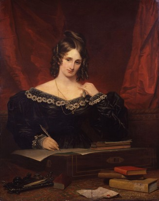 Mary Shelley. (Photo by Fine Art Images/Heritage Images/Getty Images)