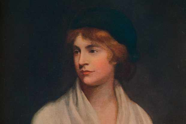 Mary Wollstonecraft.(Photo by The Print Collector/Getty Images)
