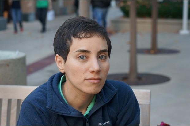 Maryam Mirzakhani. (Photo by Courtesy: Maryam Mirzakhani/Corbis via Getty Images)