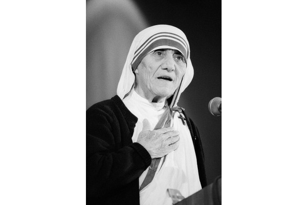Mother Teresa. (Photo by Tim Graham/Getty Images)